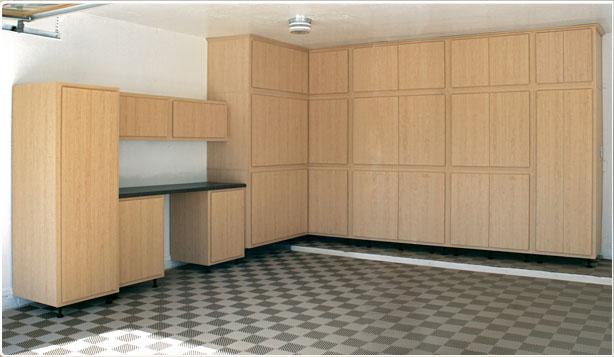 Garage Storage Cabinets Chicago Illinois